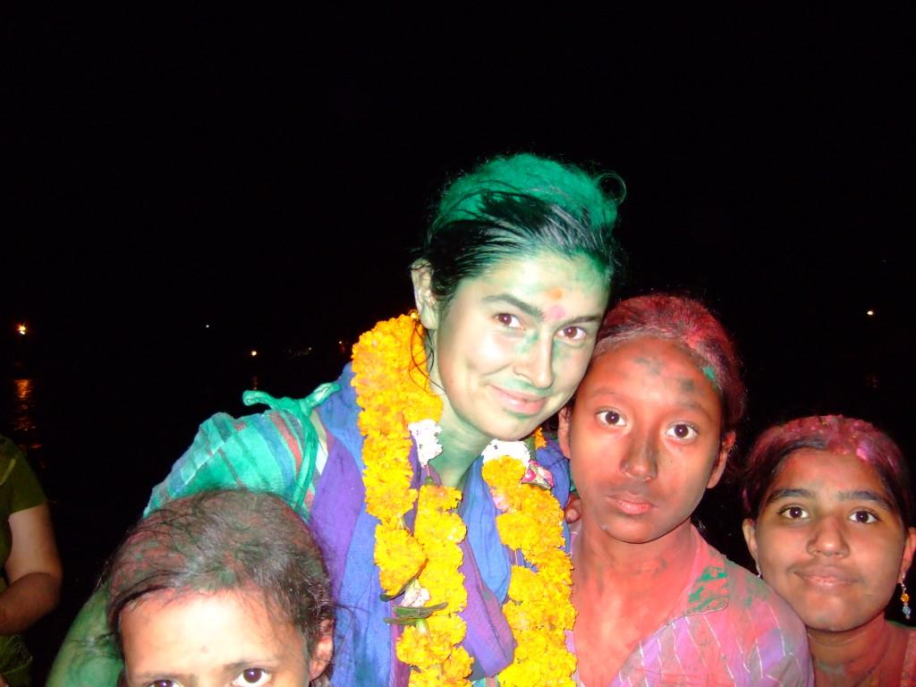 Ganesh-Feierlichkeiten in Haridwar