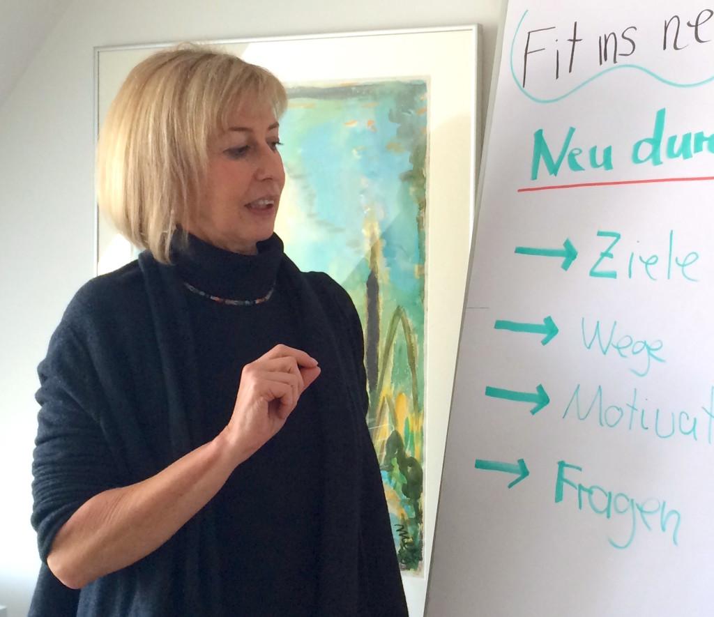 Susanne Mücke berät präventiv zu Ernährungsfragen