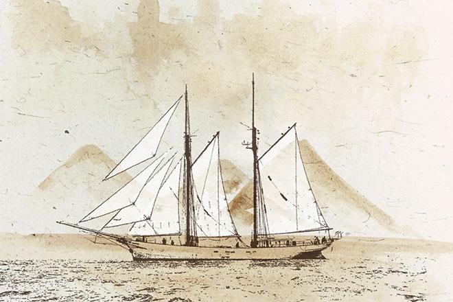 Chavalo Segelboot
